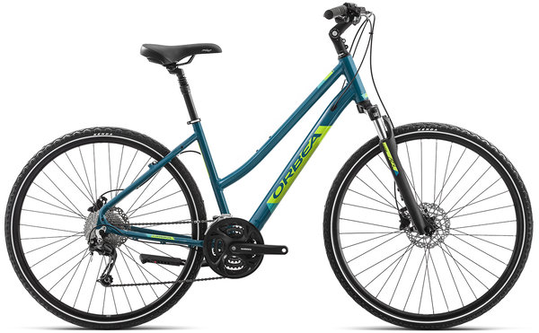 Orbea Comfort 12 Color: Blue-Green