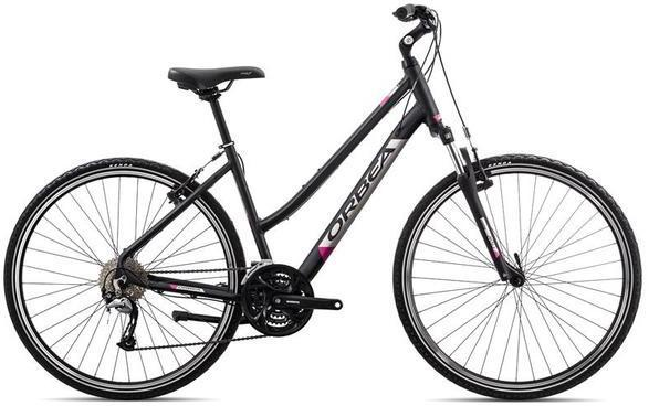 Orbea Comfort 22 Color: Anthracite/Pink