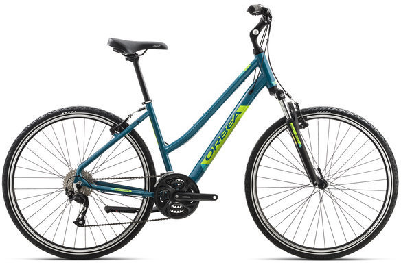Orbea Comfort 22 Color: Blue/Green