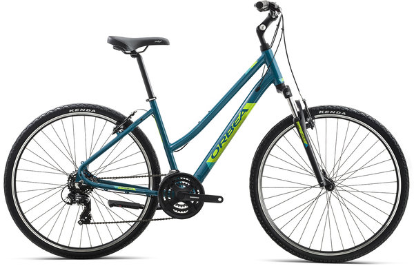 Orbea Comfort 32 Color: Blue-Green