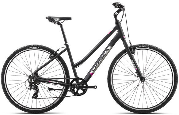 Orbea Comfort 42 Color: Anthracite/Pink