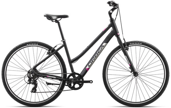 Orbea Comfort 42 Color: Anthracite-Pink