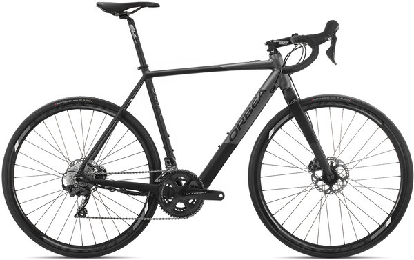Orbea Gain D20 USA Color: Graphite-Anthracite