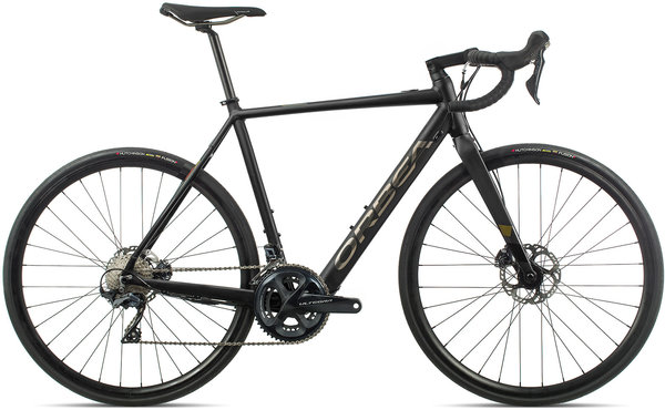 Orbea Gain D20 20mph Color: Black