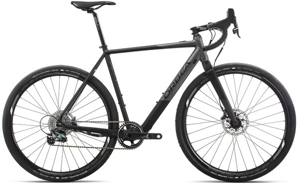 Orbea Gain D21 USA Color: Graphite-Anthracite