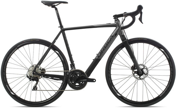 Orbea Gain D30 USA Color: Graphite-Anthracite