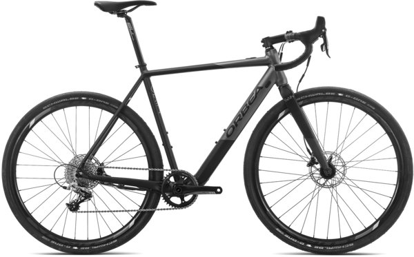 Orbea Gain D31 USA Color: Graphite-Anthracite