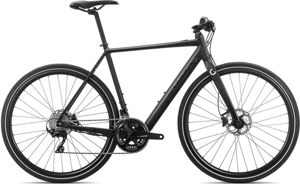 Orbea Gain F20 20mph Color: Black