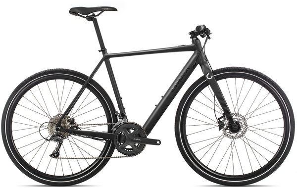 Orbea Gain F30 USA Color: Black