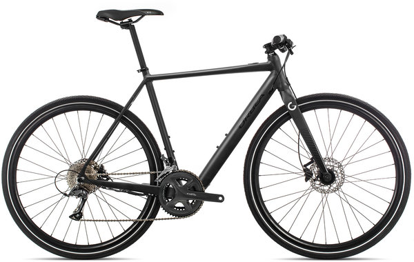 Orbea Gain F30 20mph Color: Black