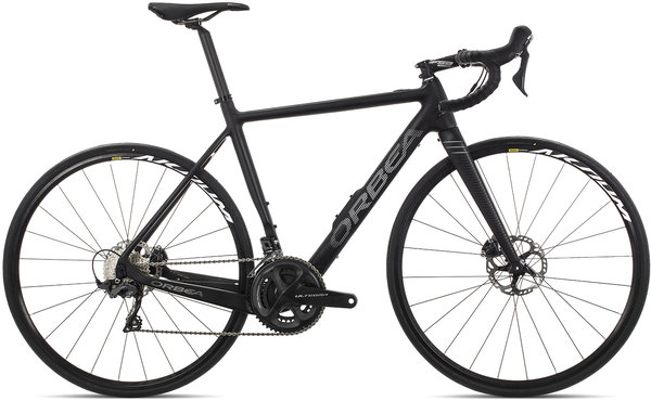 Orbea Gain M20 USA Color: Black-Grey
