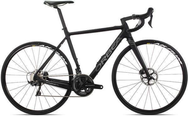 Orbea Gain M20 20mph Color: Black/Grey