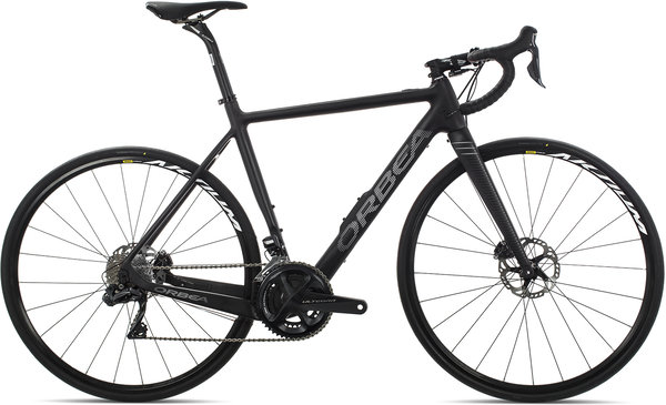 Orbea Gain M20i USA Color: Black-Grey