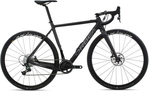 Orbea Gain M21 USA Color: Black-Grey