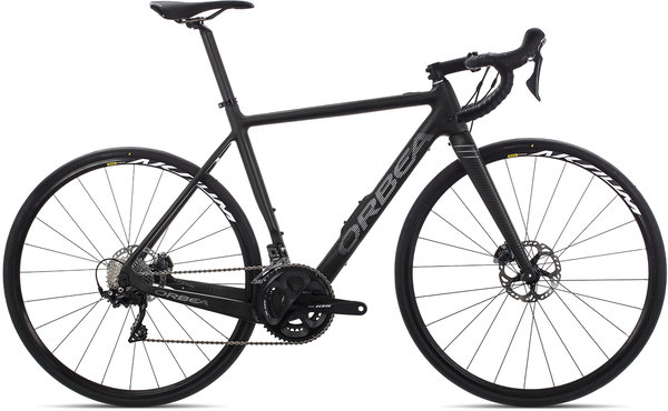 Orbea Gain M30 USA Color: Black-Grey