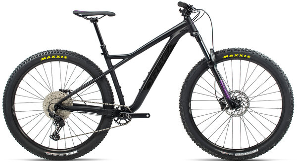 Orbea Laufey H30 Color: Black/Purple