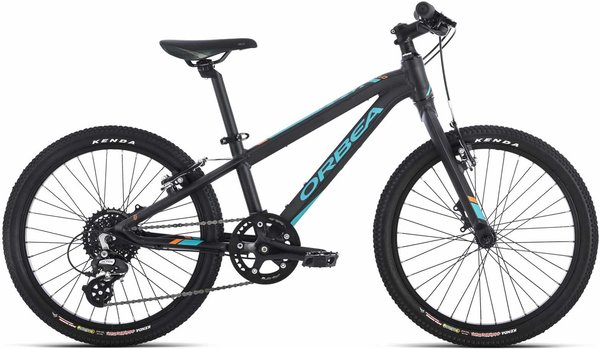 Orbea MX 20 Team Color: Black-Green
