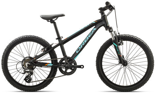 Orbea MX 20 XC Color: Black/Green