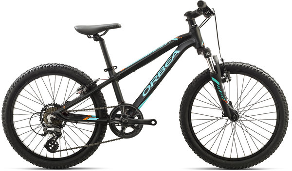 Orbea MX 20 XC Color: Black-Green
