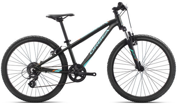Orbea MX 24 XC Color: Black/Green