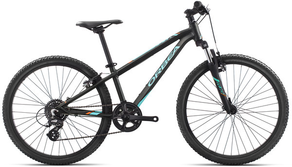 Orbea MX 24 XC Color: Black-Green