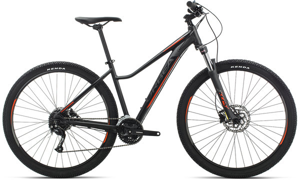 Orbea MX 27 Ent 40 Color: Black-Red
