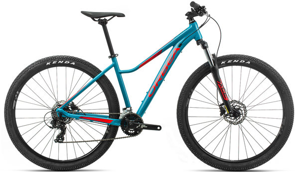 Orbea MX ENT 50 Color: Blue/Red