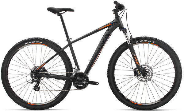 Orbea MX 50 Color: Black-Orange