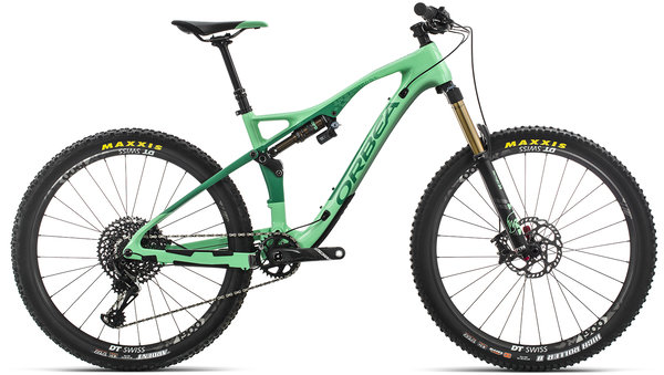 Orbea Occam AM M10 Color: Mint-Green