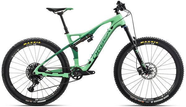 Orbea Occam AM M30 Color: Mint-Green