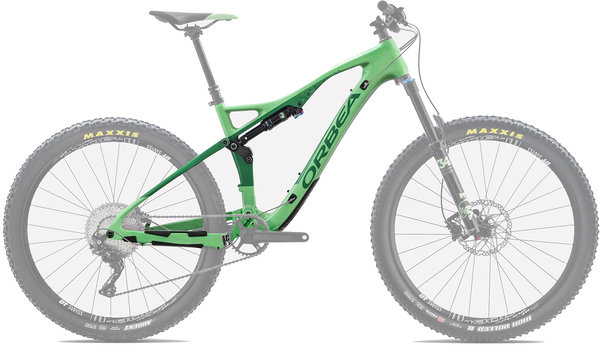 Orbea Occam AM M+DPS Color: Mint-Green