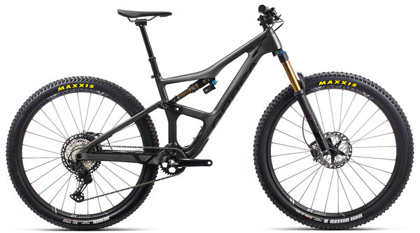 Orbea Occam M10 Color: Anthracite/Black