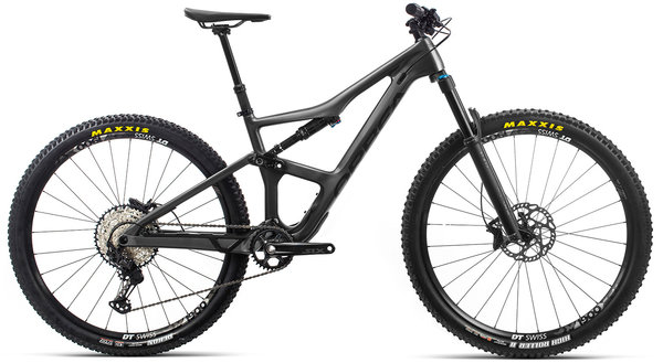 Orbea Occam M30 Color: Anthracite/Black