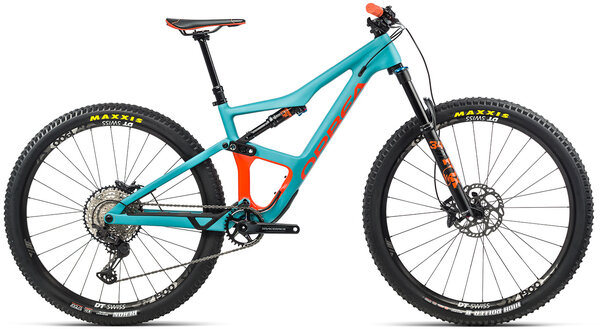 Orbea Occam M30 Color: Blue/Orange