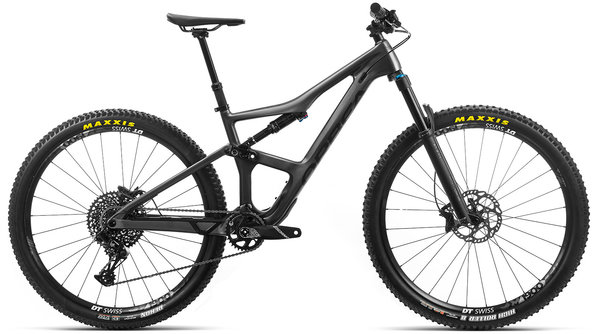 Orbea Occam M30-Eagle Color: Anthracite/Black