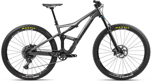 Orbea Occam M30 Eagle Color: Anthracite Glitter/Black