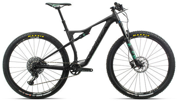 Orbea Oiz H20 Color: Black/Graphite