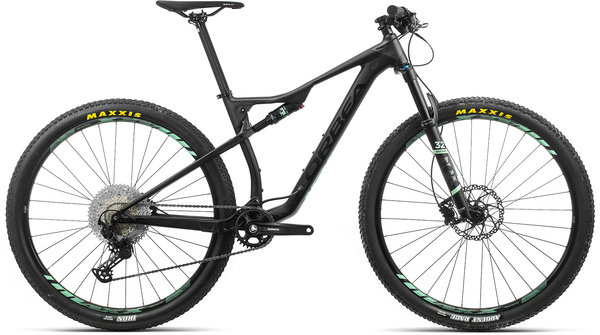 Orbea Oiz H30 Color: Black/Graphite