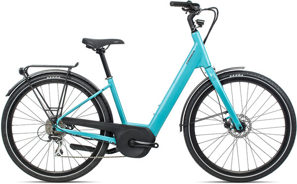 Orbea Optima E50 Color: Gloss Blue