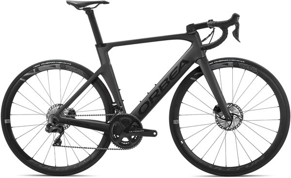 Orbea Orca Aero M20iTeam-D Color: Black