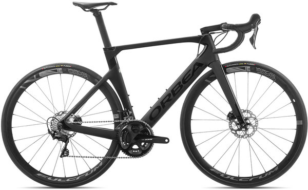 Orbea Orca Aero M30Team-D Color: Black