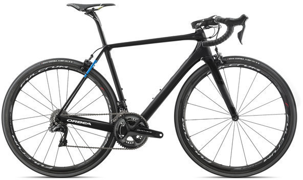 Orbea Orca M10iLTD Color: Black/Blue