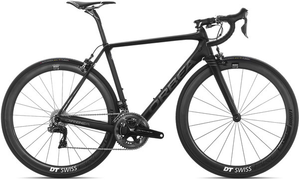 Orbea Orca M10iLTD Color: Black-Grey