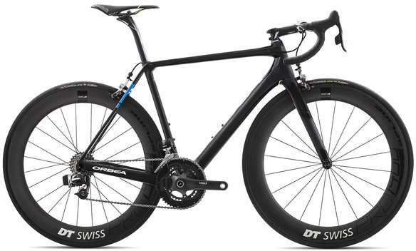 Orbea Orca M11iLTD Color: Black/Blue