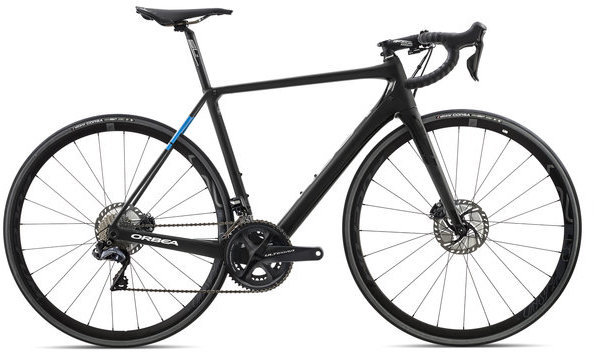 Orbea Orca M20iTeam-D Color: Black/Blue