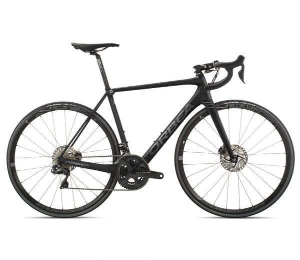Orbea Orca M20iTeam-D Color: Black-Grey