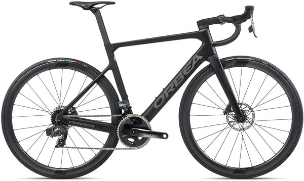 Orbea Orca M21e LTD Color: Black