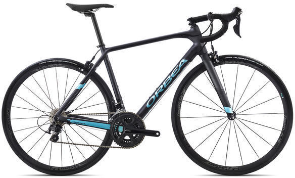 Orbea Orca M30 Color: Anthracite/Turquoise