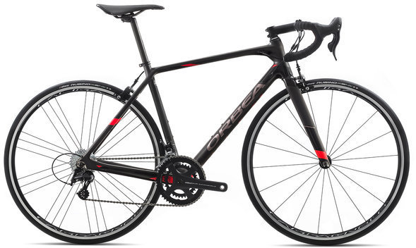 Orbea Orca M32 Color: Black/Red
