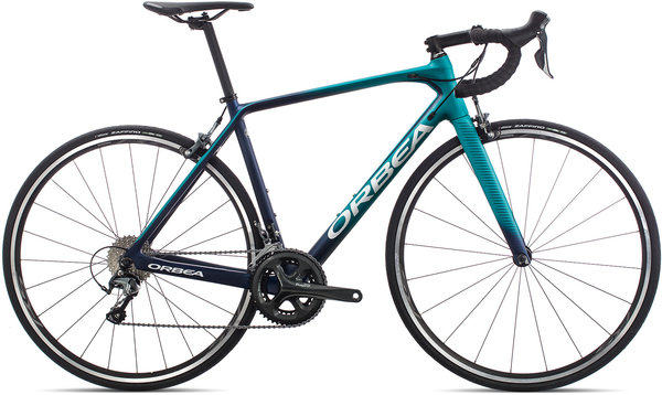 Orbea Orca M40 Color: Green/Blue